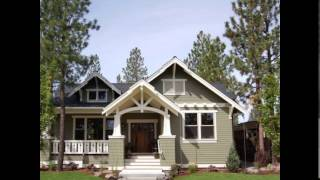 Small Craftsman House Plans | Small Craftsman Style House Plans