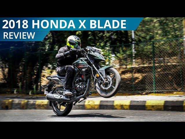 2018 Honda XBlade | Review | BikeWale