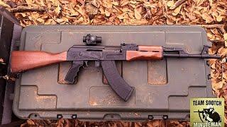 C39 V2 US Made AK47 Review