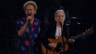 """Simon & Garfunkel"" - Sounds Of Silence (Live)"