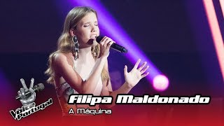 "Filipa Maldonado - ""A Máquina"" 