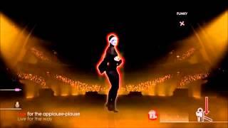 Just Dance Vaka Loka-Applause-(Live In VMA 2013)*Paródia-Redublagem*