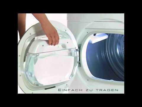 Hoover Dynamic tumble dryer Aquavision - Deutsch