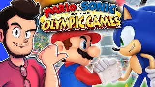 Mario & Sonic at the Olympic Games - AntDude - dooclip.me
