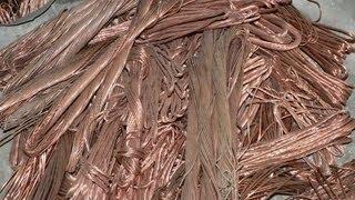 Simple Home Made Copper Wire Stripper