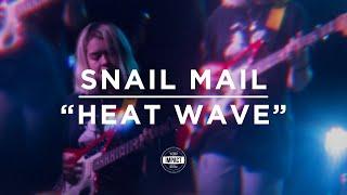 "Snail Mail   ""Heat Wave"" (Live @ The Pyramid Scheme)"