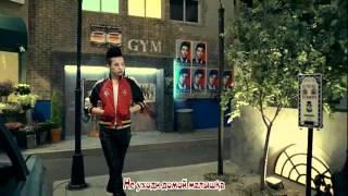 [MV] GD & TOP - Don't Go Home [рус.саб].avi