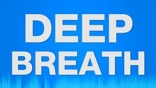Deep Breath SOUND EFFECT   Tiefes Einatmen Ausatmen SOUNDS