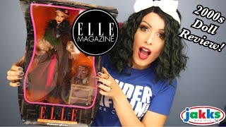 2000 ELLE Magazine Doll Review By Jakks