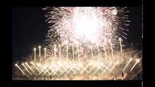 preview picture of video 'International Fireworks Contest 2014 Mauritius'
