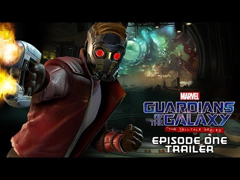 Marvel's Guardians of the Galaxy: The Telltale Series - EPISODE ONE TRAILER thumbnail