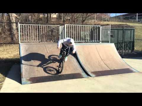 A Day at Poughkeepsie Skatepark!