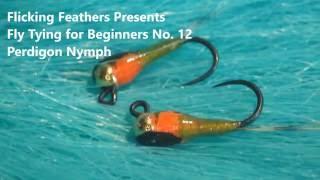 Fly Tying for Beginners No 12 Perdigon Nymph