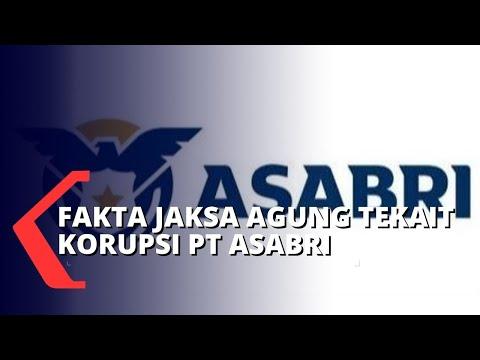 Fakta yang Disampaikan Jaksa Agung Terkait Penanganan Korupsi di PT Asabri