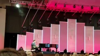"Jordan Smith Sings ""Great Is Thy Faithfulness"" Live at Saddleback, April 9, 2016"