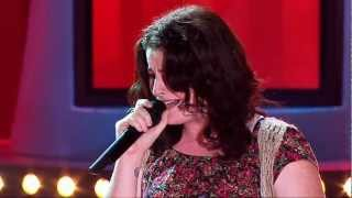 The Voice Australia: Karise Eden (@kariseeden) sings It