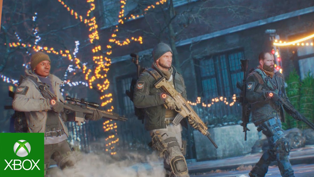 Video forThe 5 People You'll Meet in the The Division's Dark Zone