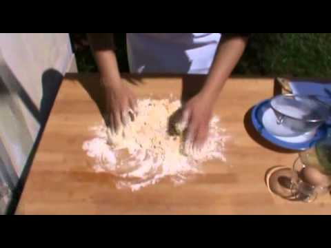 Συνταγή για σπιτικά ζυμαρικά