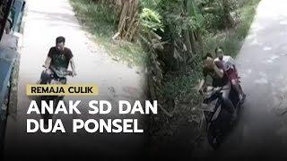 Penculikan Anak SD di Medan, Pelaku Sempat Diancam Senjata Tajam