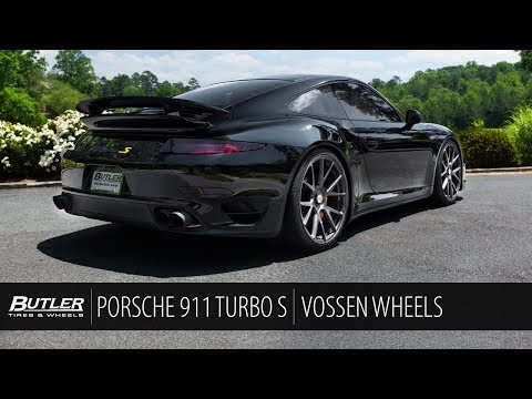 Porsche 911 Turbo S | Vossen Forged VPS-306 Wheels | Butler Tire