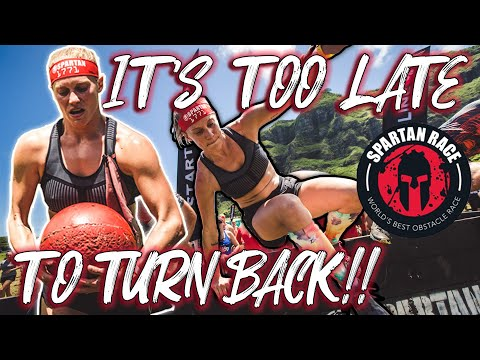 THE HARDEST THING I&#39VE EVER DONEThe Hawaii Spartan Sprint Obstacle Race