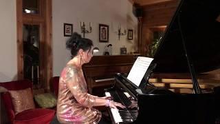Hasta Mañana ABBA Ulrika A. Rosén, piano. (Piano Cover)