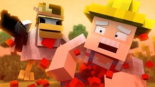 CHICKEN REVOLUTION (Minecraft Animation)