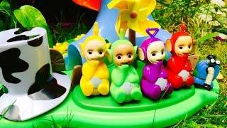 TELETUBBIES Toys Look For NOO NOO!