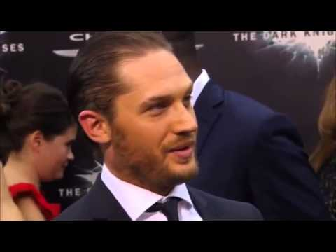 Tom Hardy Interview at  The Dark Knight Rises  New York Premiere
