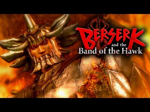 Berserk and the Band of the Hawk - Announcement Trailer thumbnail