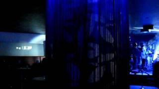 Sarah Connor beim Soundcheck