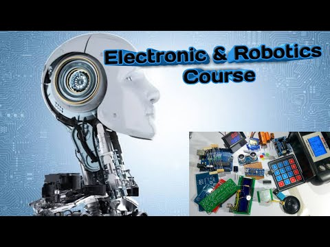free online course, electronic, robotics, hacking free course