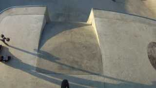 preview picture of video 'Lior Yaakov Hod Hasharon Skatepark'