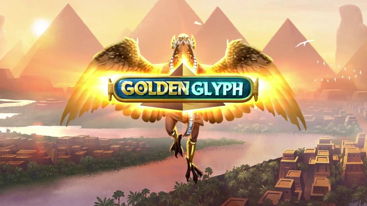 Golden Glyph från Quickspin