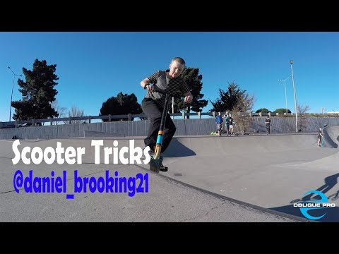 Scooter Tricks by @daniel_brooking21