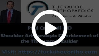Arthroscopic Debridement of the Thrower's Shoulder: Less Is More