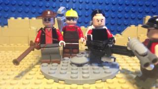 Lego Team Fortress 2 The Movie Official Trailer 2 (2016) Brickfilm