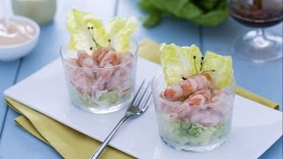 Shrimp cocktail – recipe