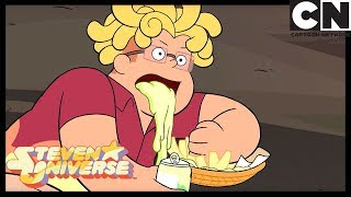 Steven's Dad is RICH!   Drop Beat Dad   Steven Universe   Cartoon Network