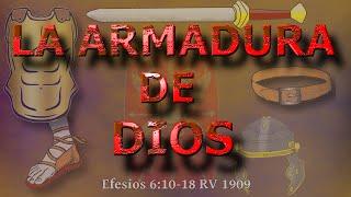 La armadura de Dios Efesios 6:10-18