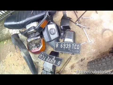 Video [Tutorial] Simple Streetcub basic Honda Astea 800