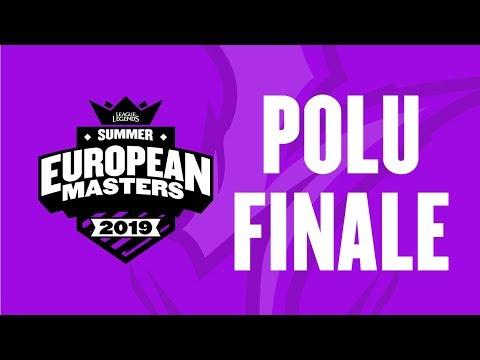 EU Masters - BIG vs mouse | Giants vs Fnatic Rising - Sezona 4 POLUFINALE w/ Sa1na, Mićko i Gliša