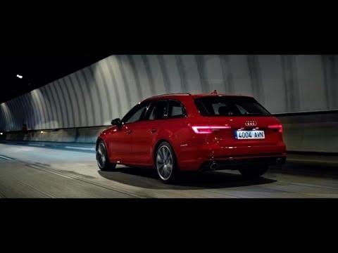 Audi A4 Avant Универсал класса D - рекламное видео 1