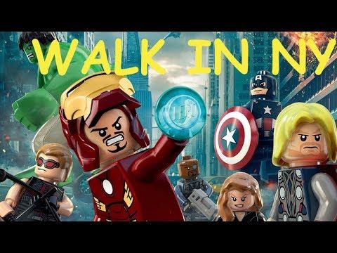 Vidéo LEGO Jeux vidéo PCLMSH : Lego Marvel Super Heroes PC