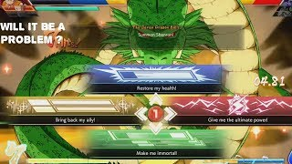 Summoning Shenron in Dragon Ball FighterZ ALL WISHES EXPLAINED !