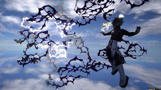 Nobody or Xemnas Twilight Thorns Shotlock on Oathkeeper - KH3 Mods