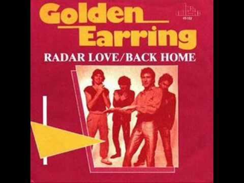 golden earring radar listen and