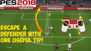 PES2018 Defending Tutorial - Call For Support - Thủ thuật