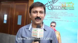 Ramesh Arvind at Uttama Villian Movie Team Interview