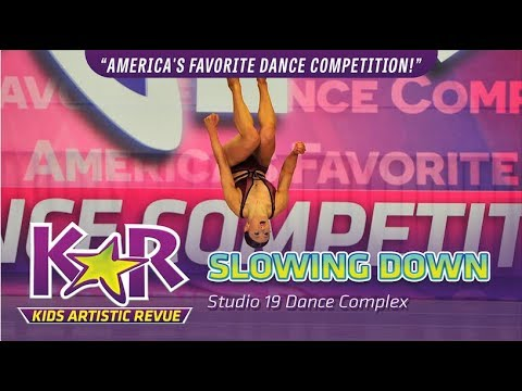 """""""Slowing Down"""" from Studio 19 Dance Complex"""